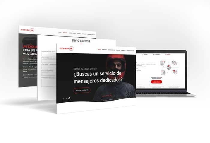 Diseño de páginas web profesionales, creativas y únicas 4