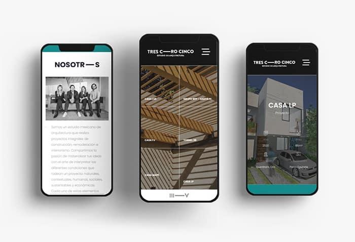 Diseño de páginas web profesionales, creativas y únicas 5