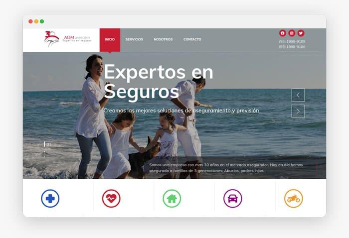 Diseño de páginas web profesionales, creativas y únicas 6
